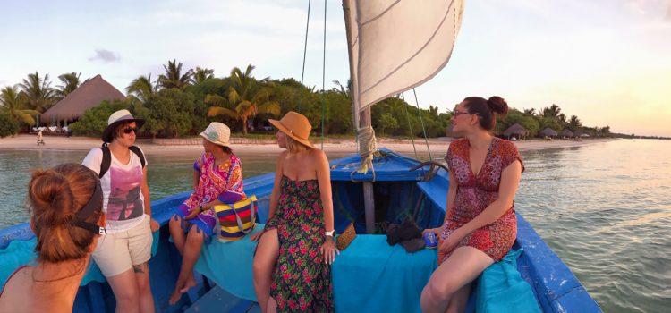 Island Style: Azura Benguerra in Mozambique