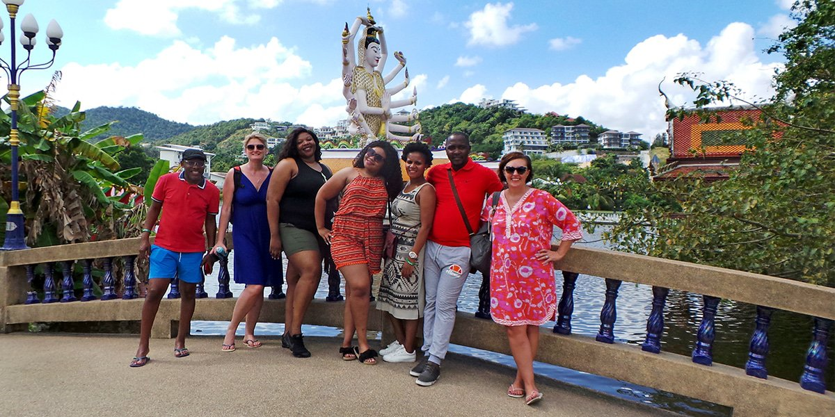 Incentive group travel in Thailand