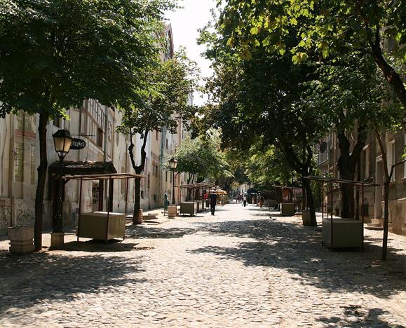 Visit Serbia The Bohemian Quarter
