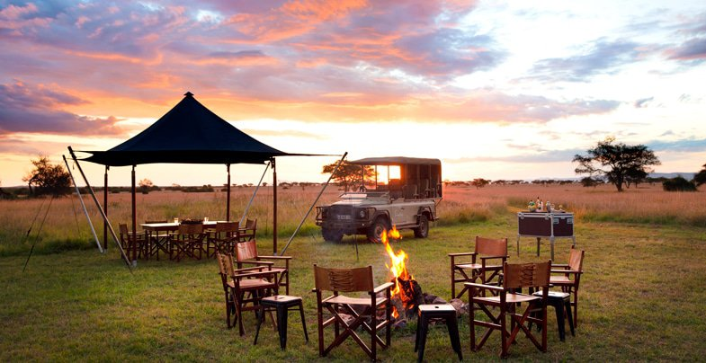 glamping in the serengeti innovative experiences