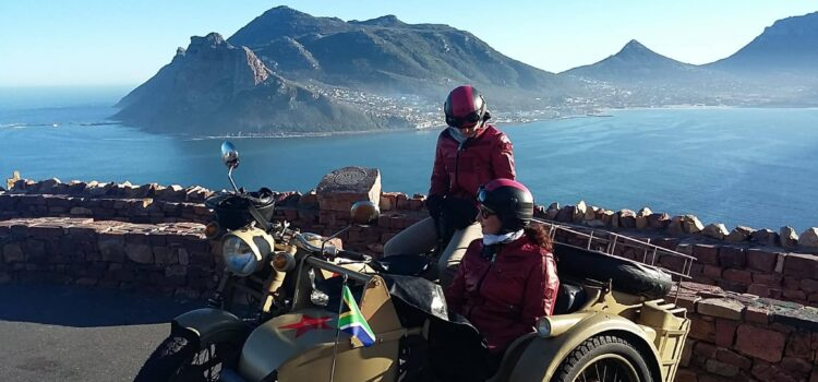 A Cape Sidecar Adventure in South Africa