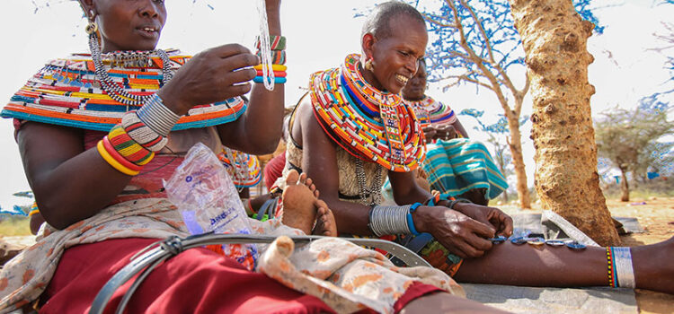 Doing Good: Supporting community & conservation in Africa
