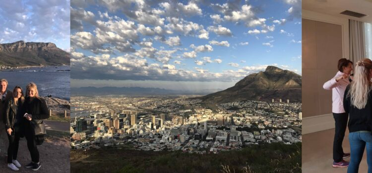 Nordic FAM trip to Cape Town & Gondwana Game Reserve