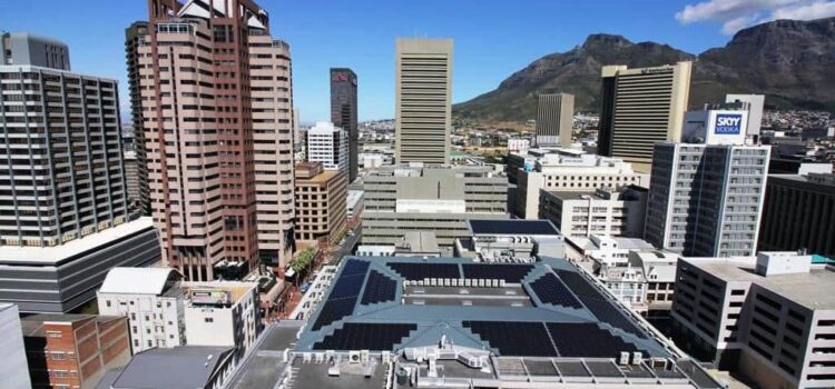 Cape Town's 180-degree rooftop experience