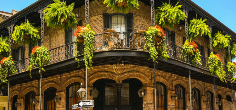 New Orleans: Festivals, Food & All That Jazz