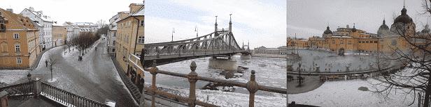 Exploring the old world – Budapest, Bratislava & Prague