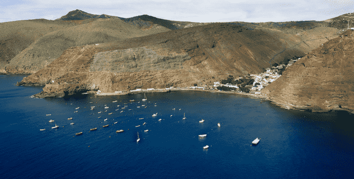 Flights to remote St Helena island are running
