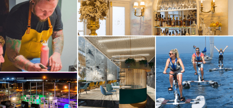 South Africa's hottest activities, venues & hotels for MICE industry