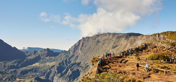 What does a Reunion Island Holiday have to offer?