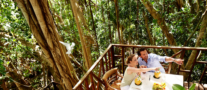 dining experience seychelles