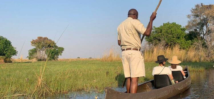 Robyn Visits 6 Top Lodges in Botswana