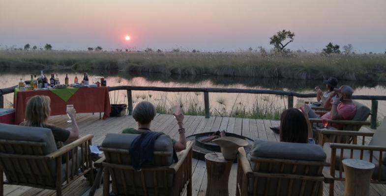 top lodges in botswana