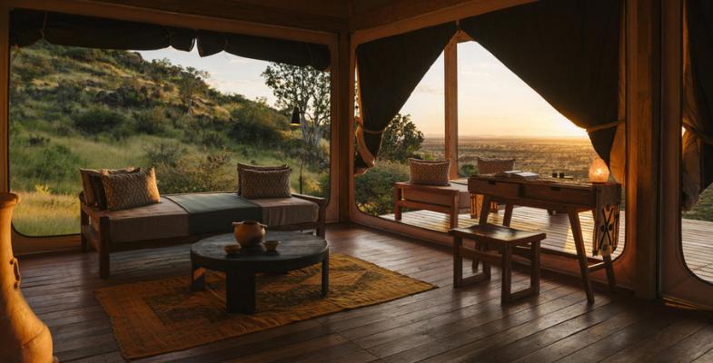 New African lodges - Habitas Namibia